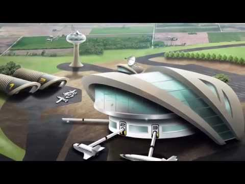 A spaceport in the UK?