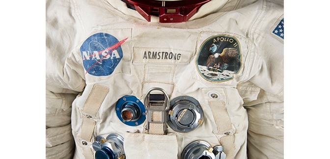Reboot the Suit – crowdfunding backing for Neil Armstrong's Spacesuit