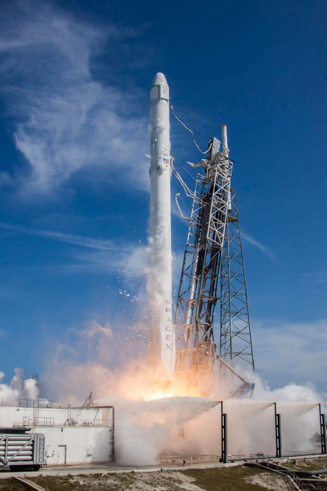 How will Space X be affected by recent rocket failure, by Leonard David