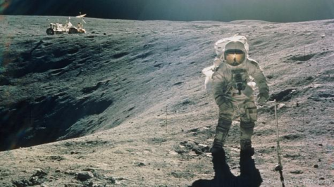 Nasa lost interest in returning to the moon. Photo credit: Science Photo Lab