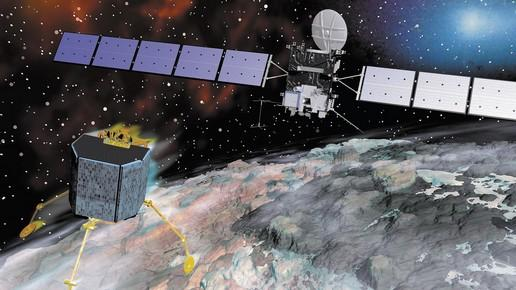 20 Facts About Rosetta and the Philae Lander
