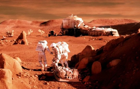 How We'll Live on Mars – a love-letter to mars colonisation by S. Patranek