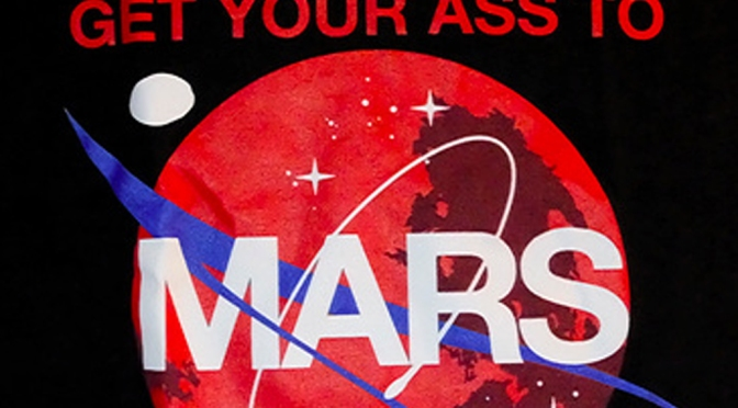 Buzz Aldrin's Plan For Journey To Mars
