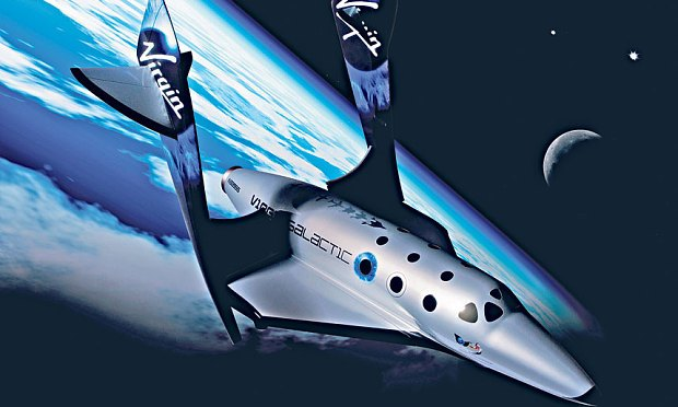 Virgin to capitulate on manned spaceflight?