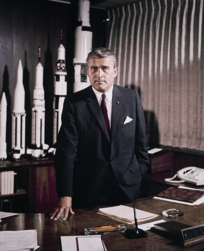 The V2 to Saturn 5 – how the Nazi rocket program enabled NASA's Apollo Program
