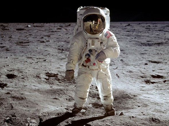 The Day Buzz Punched A Moon-Landing-Denier