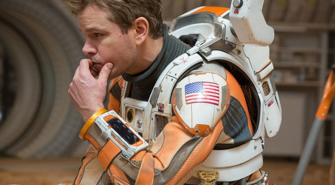 9 Real Technologies in Ridley Scott's film The Martian