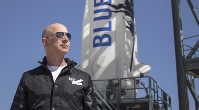 Blue Origin Develops BE-4 Engine Further