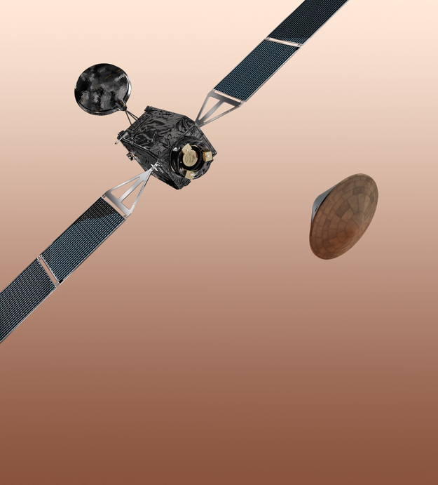 Europe's Mission to Mars in 2016