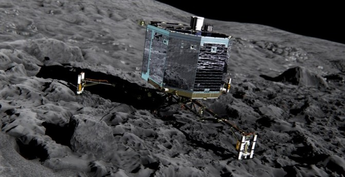 Rosetta Mission So Far – Animated Video