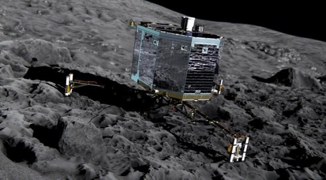 Rosetta Mission So Far – Animated Video
